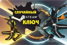 Купить Random Steam Key