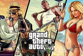 Купить Grand Theft Auto 5 (Steam Gift)