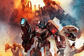 Купить Transformers: Fall of Cybertron (Steam KEY)