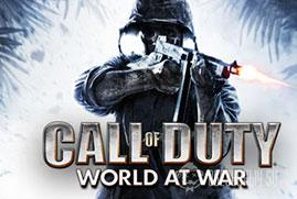 Ключ для Call of Duty: World at War