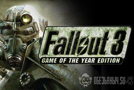 Ключ для Fallout 3: Game of the Year Edition