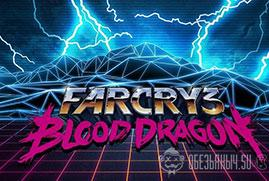 Ключ для Far Cry 3 - Blood Dragon
