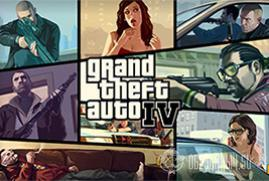 Ключ для Grand Theft Auto IV (GTA IV)