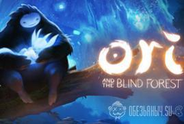 Ключ для Ori and the Blind Forest