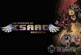 Ключ для The Binding of Isaac: Rebirth